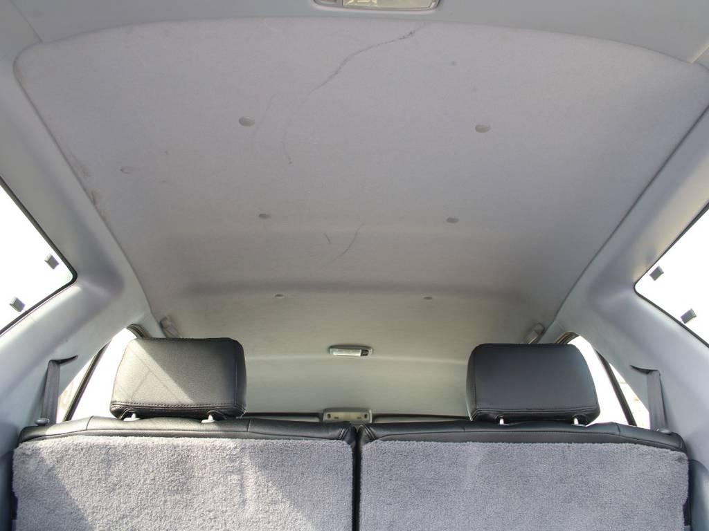 天張りもキレイに保たれております☆ | トヨタ ハイラックスサーフ 2.7 SSR-X 4WD US仕様