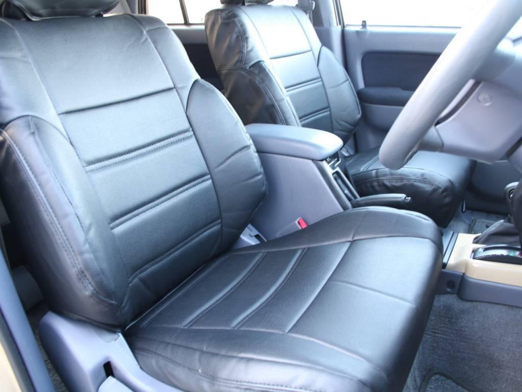 運転席は目立つヘタりなくキレイに保たれております☆ | トヨタ ハイラックスサーフ 2.7 SSR-X 4WD US仕様