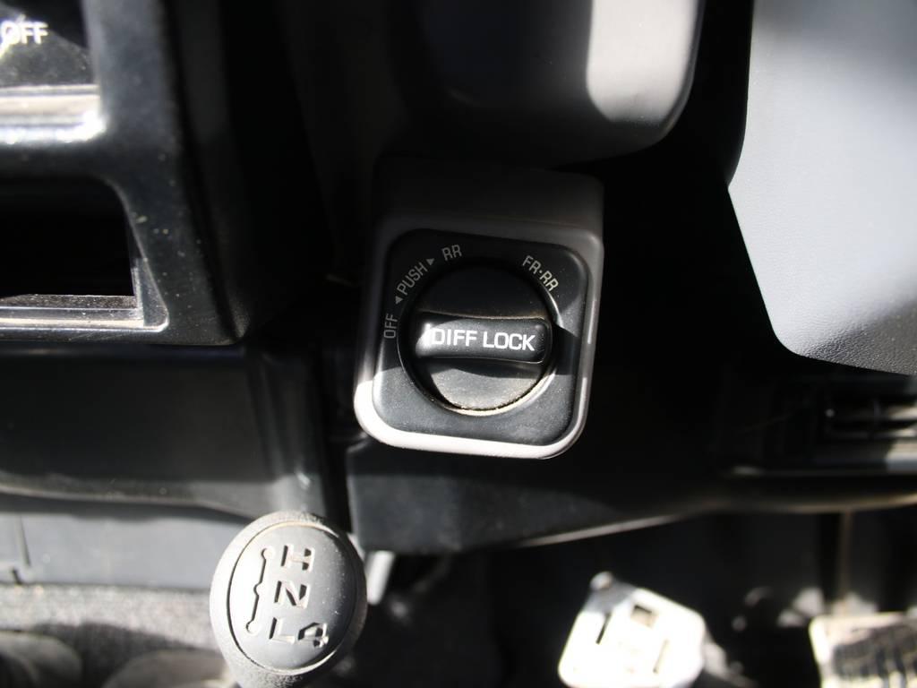 OP前後デフロック☆   トヨタ ランドクルーザー70 4.2 LX ディーゼル 4WD 前後デフロック MT車 クロカンバンパー