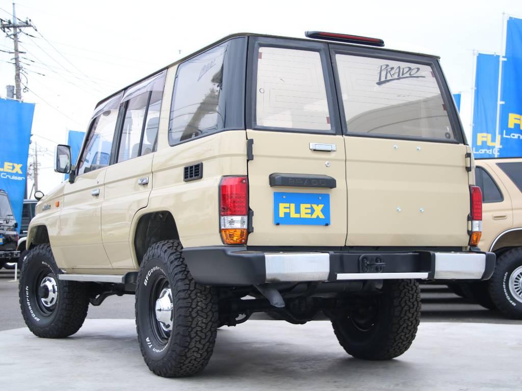 もちろんここからのカスタムもご相談下さい☆   トヨタ ランドクルーザープラド 3.0 EXワイド ディーゼルターボ 4WD