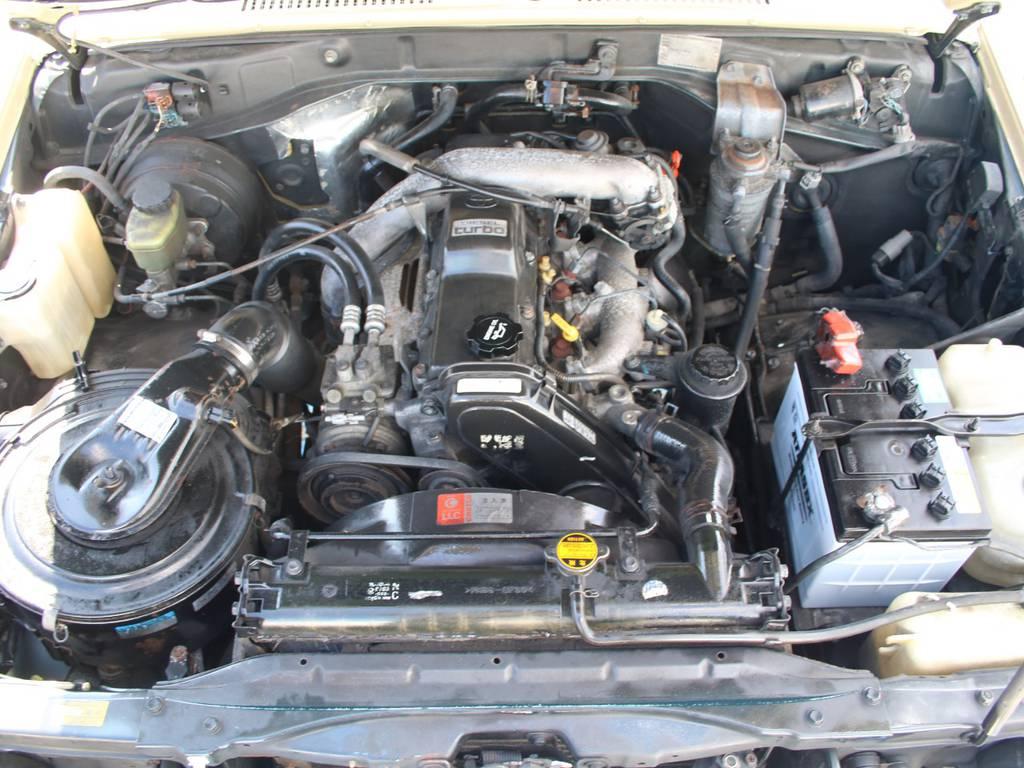 エンジンも快調☆末永くお乗り頂けます☆   トヨタ ランドクルーザープラド 3.0 EXワイド ディーゼルターボ 4WD