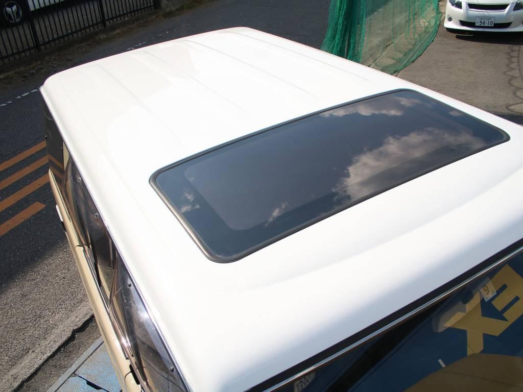 サンルーフ☆   トヨタ ランドクルーザープラド 3.0 EXワイド ディーゼルターボ 4WD