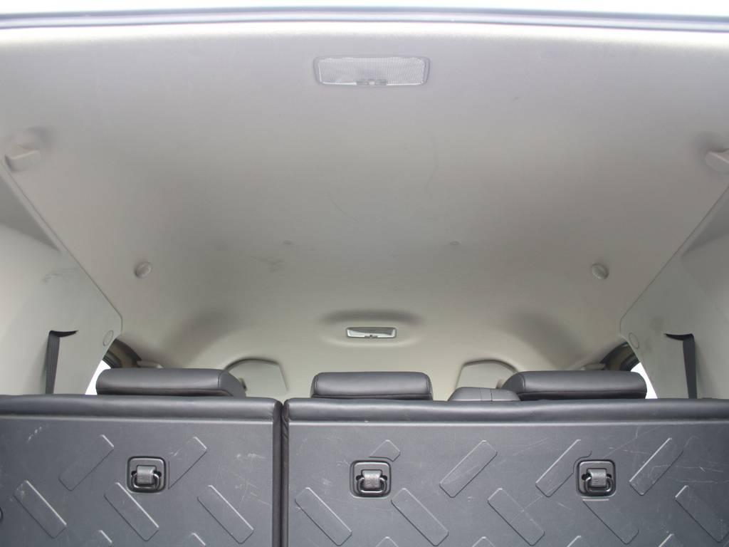 天張りもキレイな状態です☆ | トヨタ FJクルーザー 4.0 オフロードパッケージ 4WD