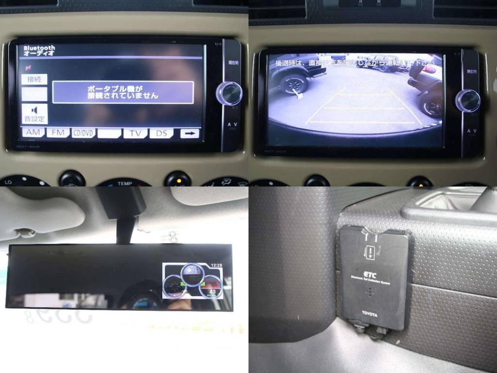 純正フルセグ対応ナビ☆バックカメラ☆ETC☆ | トヨタ FJクルーザー 4.0 オフロードパッケージ 4WD