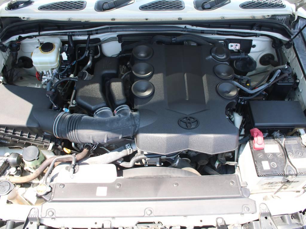 エンジンも快調☆末永くお乗り頂けます☆ | トヨタ FJクルーザー 4.0 4WD