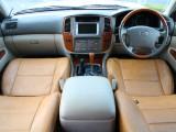 運転席・助手席共に綺麗に保たれております☆新品ウッドコンビステアリング装着済☆