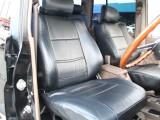 運転席になります☆ブラックシートカバーで統一感UP☆