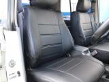 運転席になります☆新品ブラックシートカバー装着済み☆