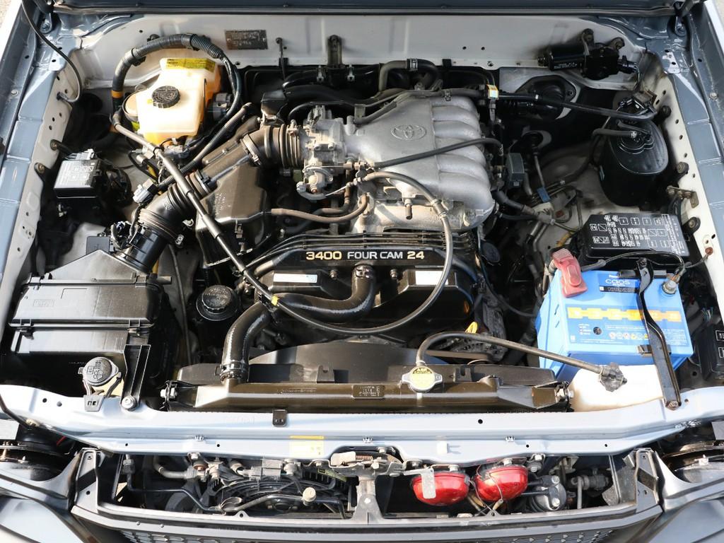 3400cc V6エンジン☆キレイに保たれております☆