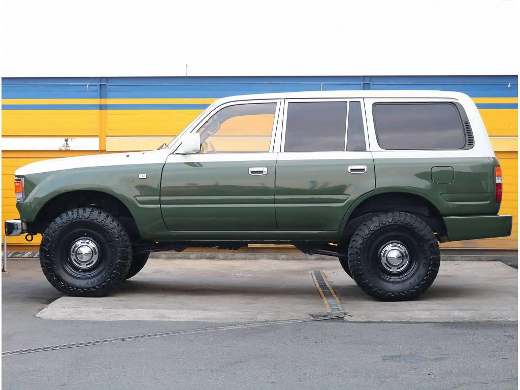 全国販売&納車も可能です!! | トヨタ ランドクルーザーバン 80 VX-LTD