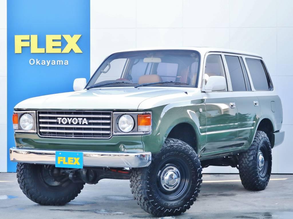 ランドクルーザーバン 80 VX Ltd