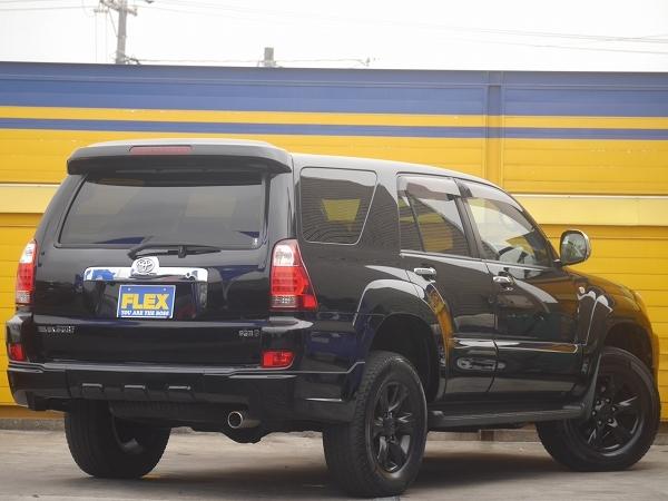 ハイラックスサーフ 2.7 SSR-G 4WD