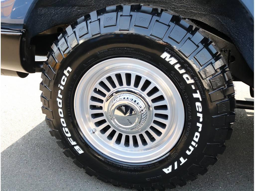 新品DEANカリフォルニアがついております!!   トヨタ ランドクルーザー80 4.2 VXリミテッド ディーゼル 4WD