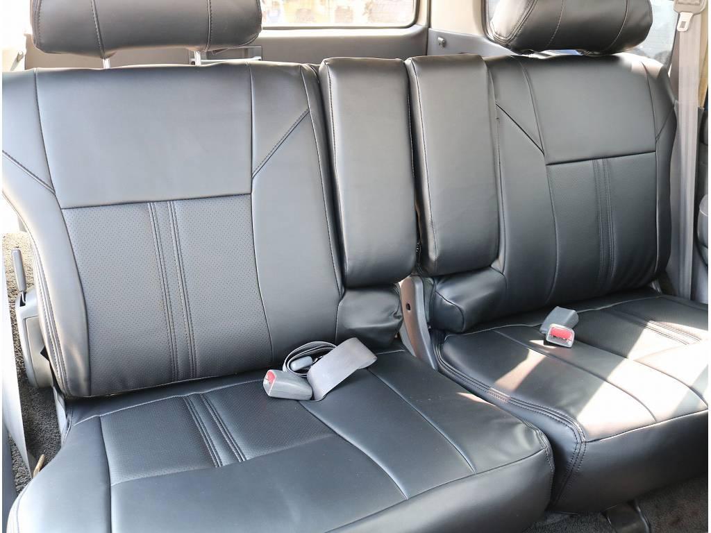 新品シートカバーもついております!   トヨタ ランドクルーザー80 4.2 VXリミテッド ディーゼル 4WD