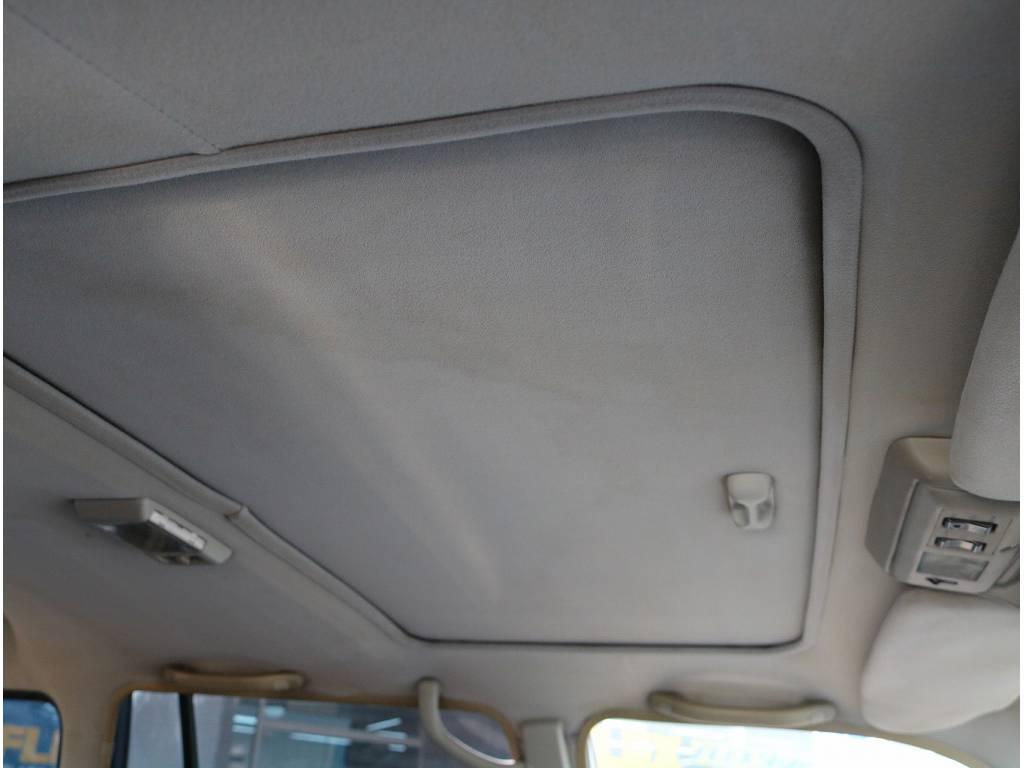 サンルーフも完備!!   トヨタ ランドクルーザー80 4.2 VXリミテッド ディーゼル 4WD