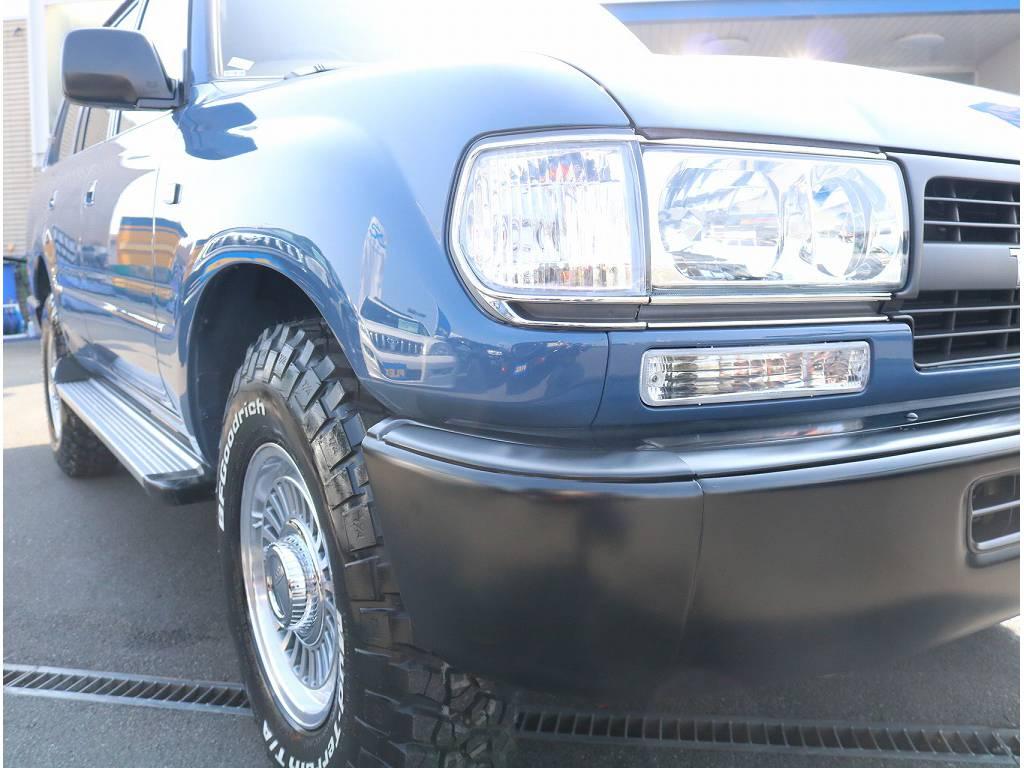 追加カスタム承ります!   トヨタ ランドクルーザー80 4.2 VXリミテッド ディーゼル 4WD