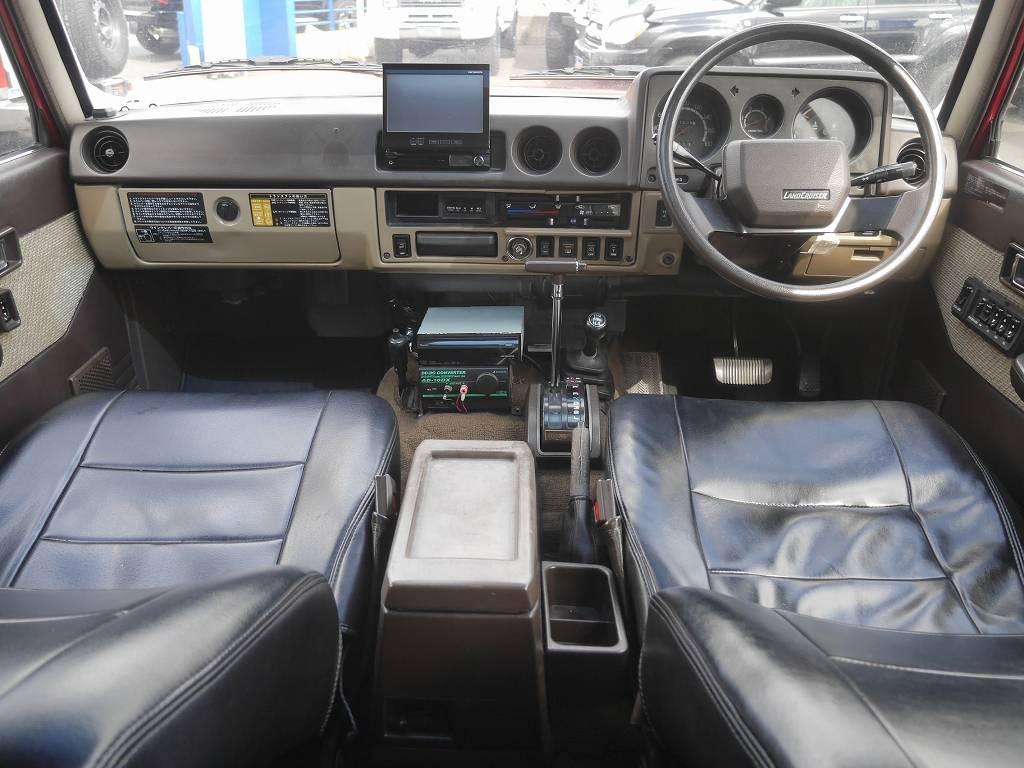 ランドクルーザー60 4.0 GX ハイルーフ ディーゼル 4WD