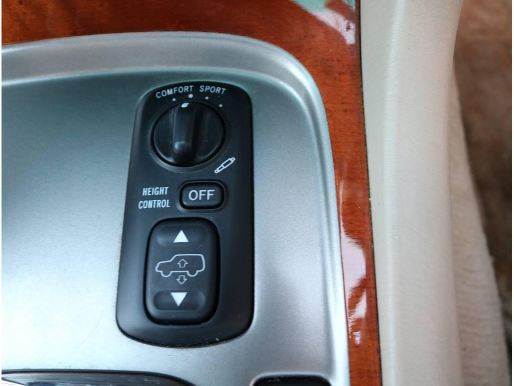 車高調正式アクティブハイトコントロール! | トヨタ ランドクルーザーシグナス 4.7 4WD