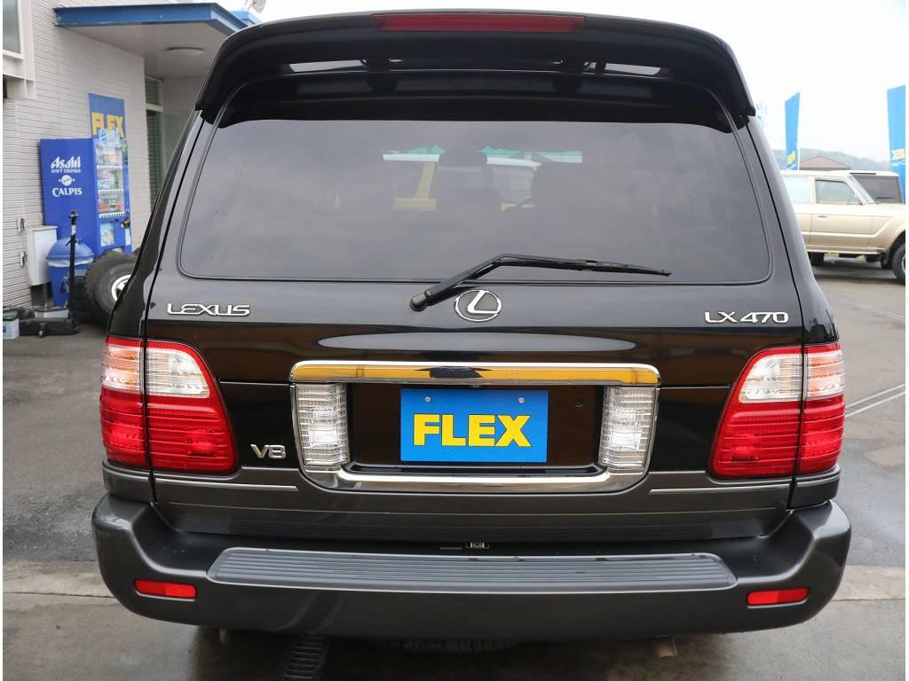 各部LX仕様が施されており高級感UPされてます!! | トヨタ ランドクルーザーシグナス 4.7 4WD