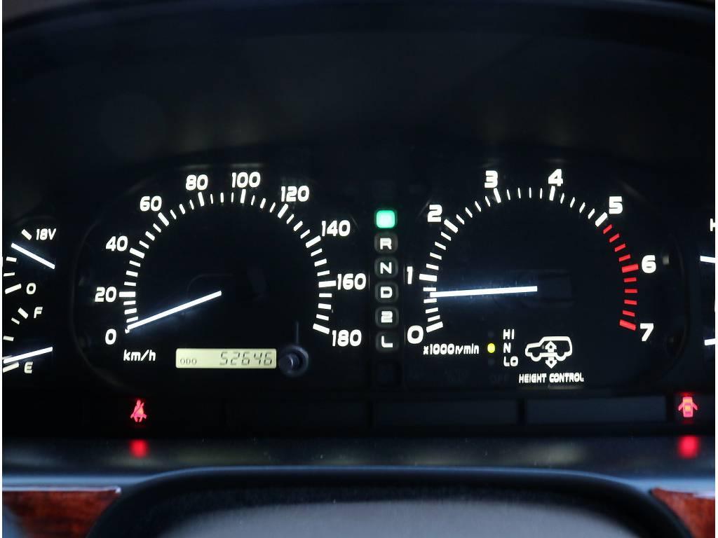 低走行5万km台です。まだまだこれからのお車で御座います。 | トヨタ ランドクルーザーシグナス 4.7 4WD