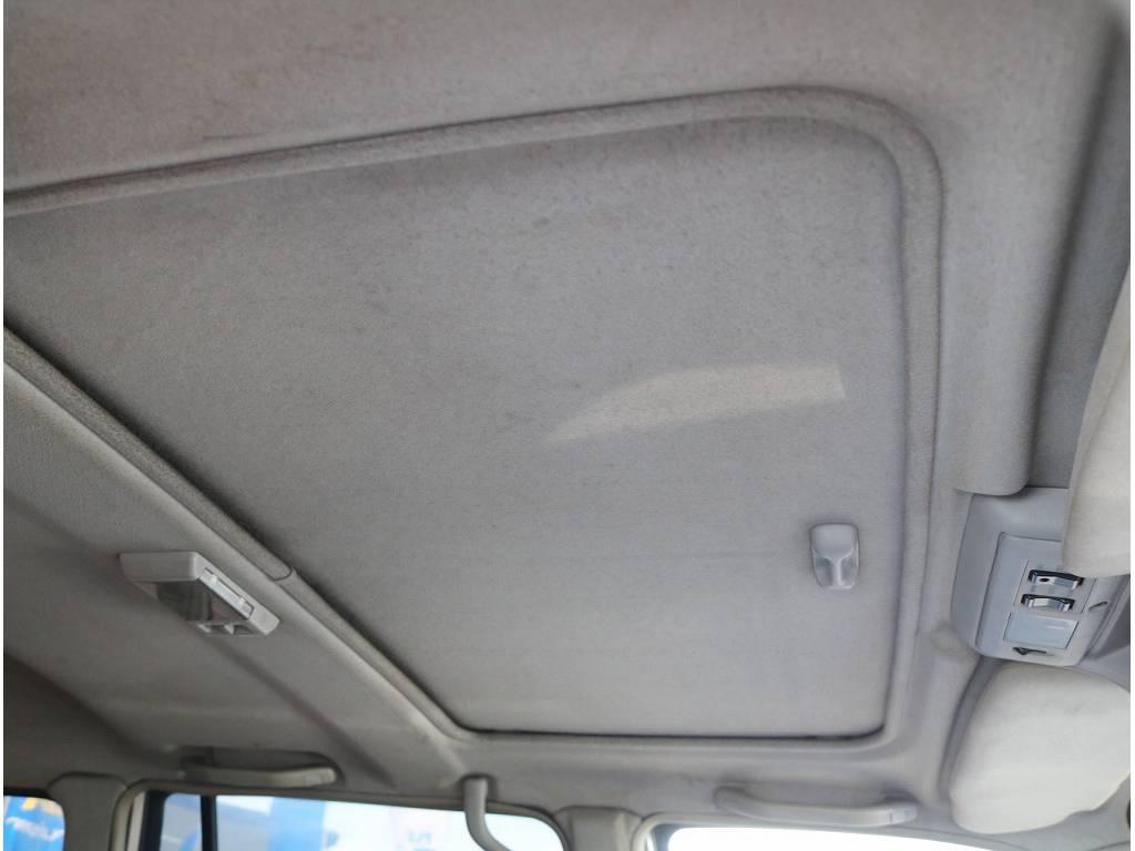サンルーフ付きですので爽やかな光が注ぎます♪ | トヨタ ランドクルーザー80 4.2 VXリミテッド ディーゼルターボ 4WD