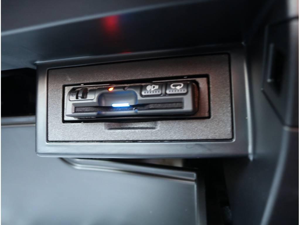 ETC車載器ビルトイン加工取付しております!! | トヨタ ランドクルーザープラド 2.8 TX ディーゼルターボ 4WD