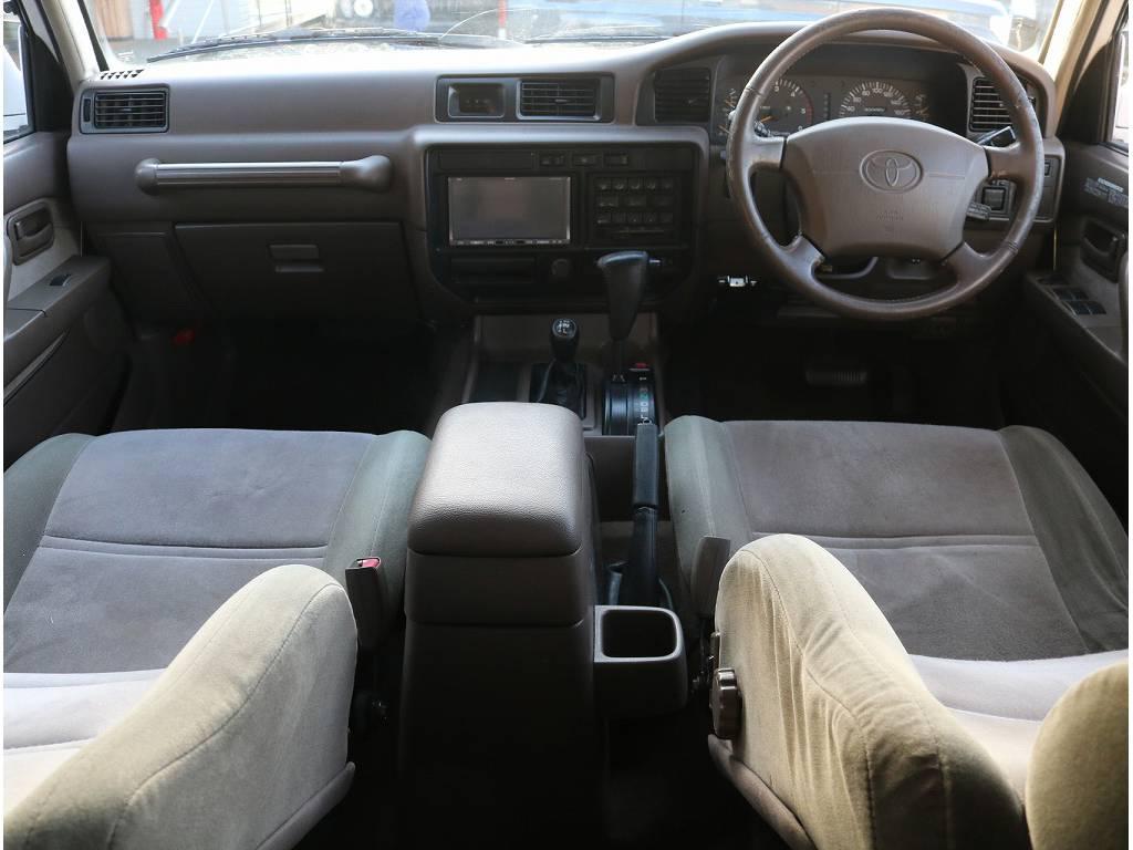 ランクル80入荷致しました!! | トヨタ ランドクルーザー80 4.2 VX ディーゼル 4WD