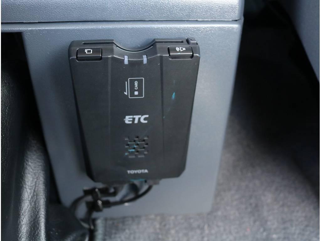 ETCも完備!! | トヨタ ランドクルーザー70 4.0 4WD