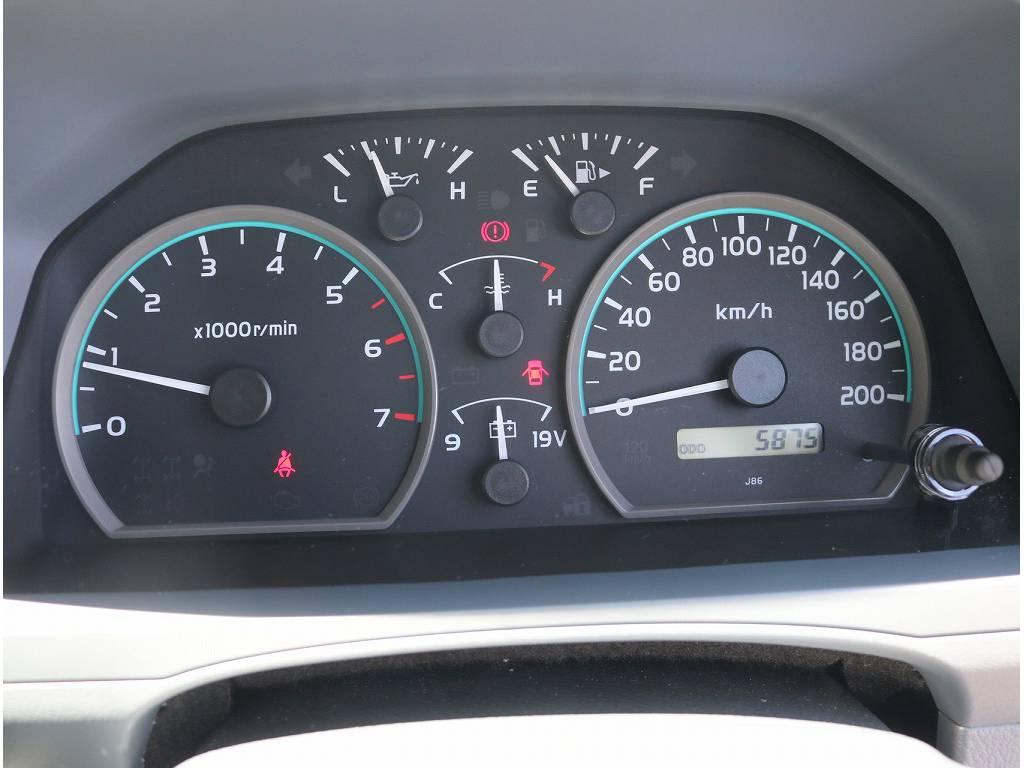 なんと走行距離は5千キロ台になっております!! | トヨタ ランドクルーザー70 4.0 4WD