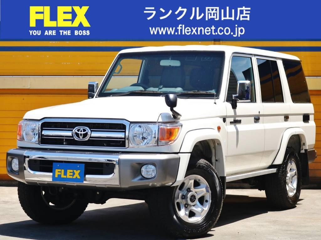 ランドクルーザー70 4.0 | トヨタ ランドクルーザー70 4.0 4WD