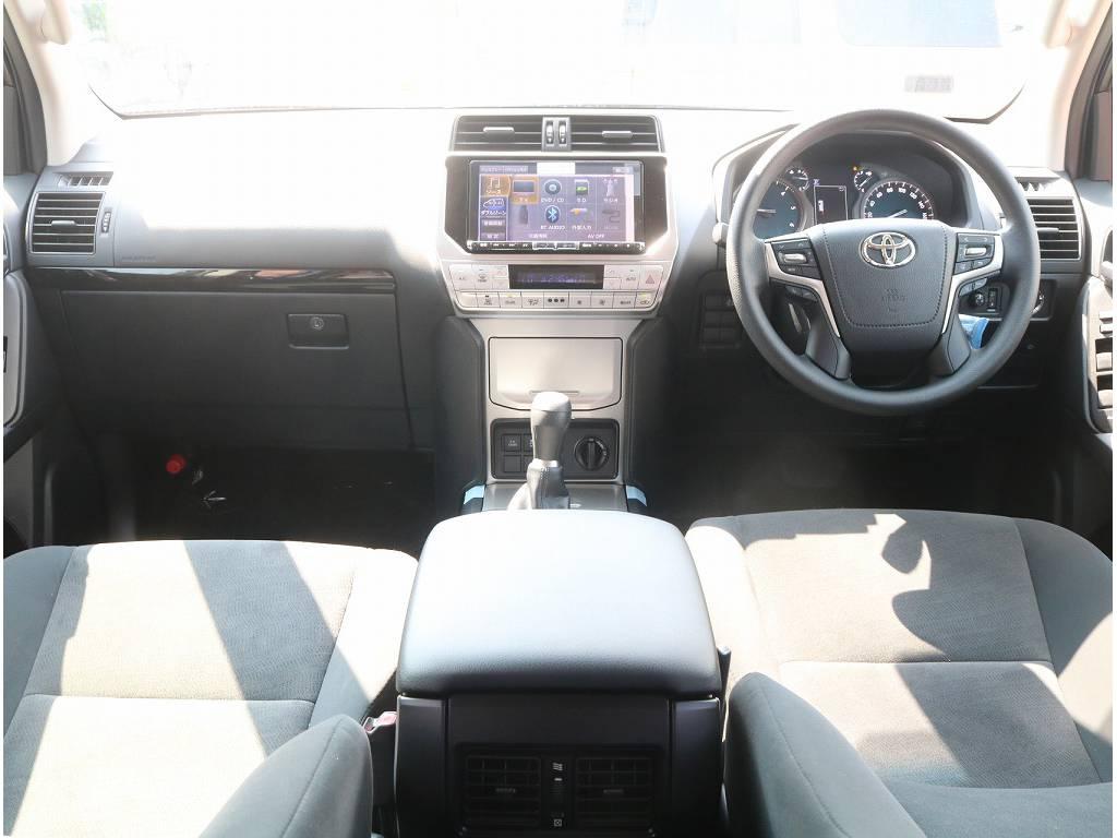 皆さま待望の150プラド入庫しました!!   トヨタ ランドクルーザープラド 2.8 TX ディーゼルターボ 4WD