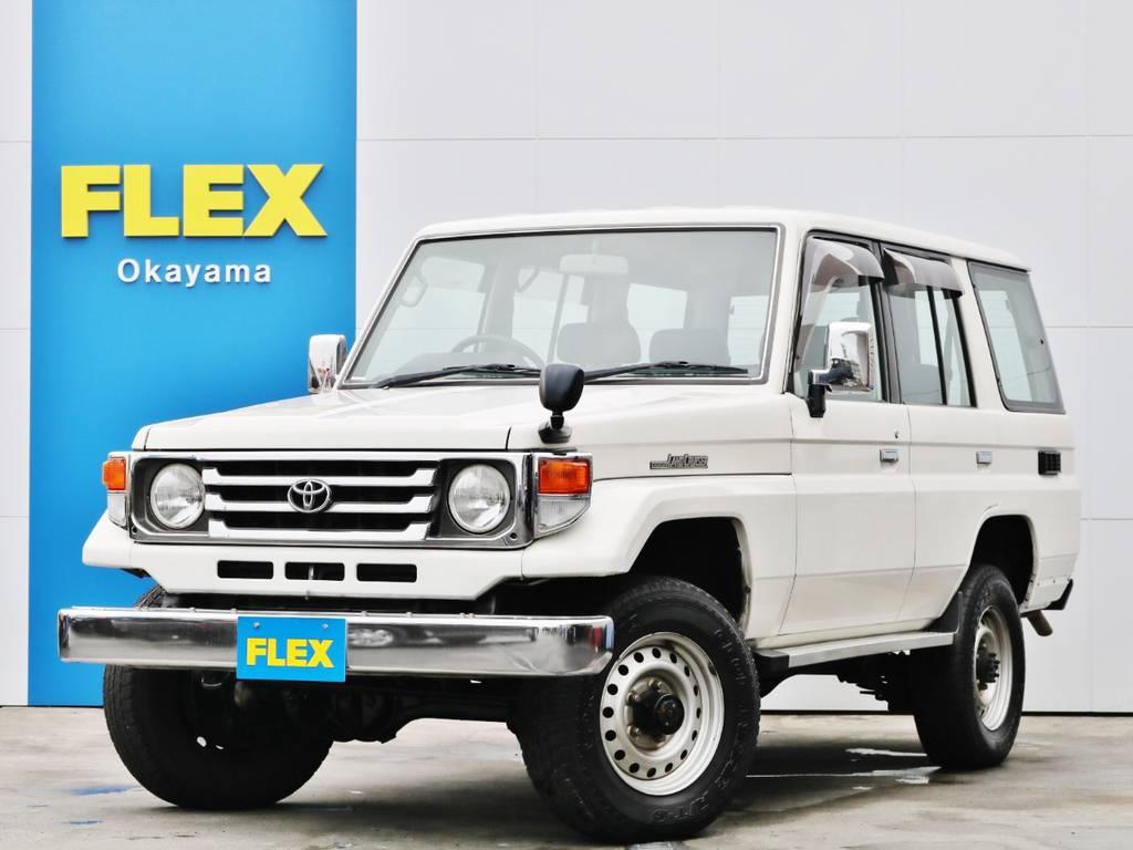 ランドクルーザー70 4.2 LX ディーゼル | トヨタ ランドクルーザー70 4.2 LX ディーゼル 4WD