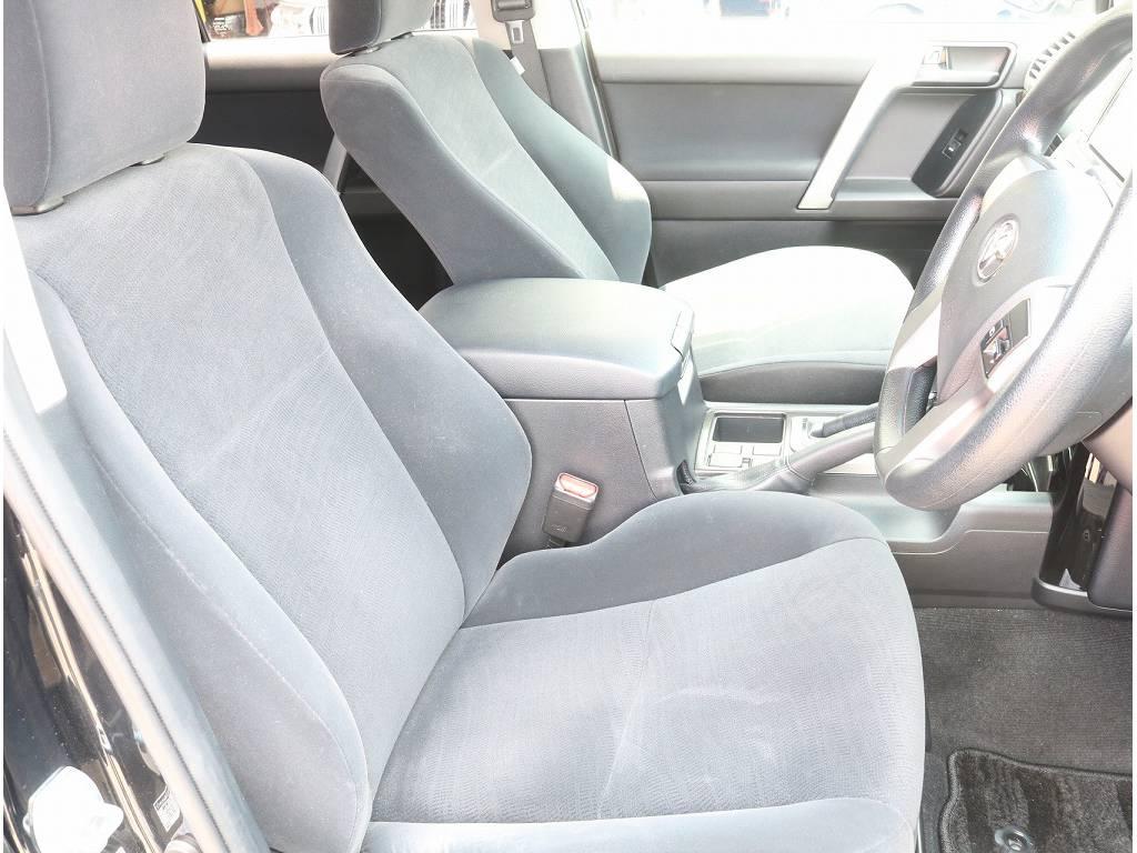 内装も非常に綺麗です!! | トヨタ ランドクルーザープラド 2.7 TX 4WD