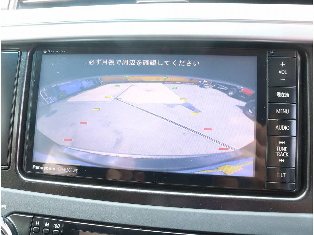 バックカメラも完備!! | トヨタ ランドクルーザープラド 2.7 TX 4WD