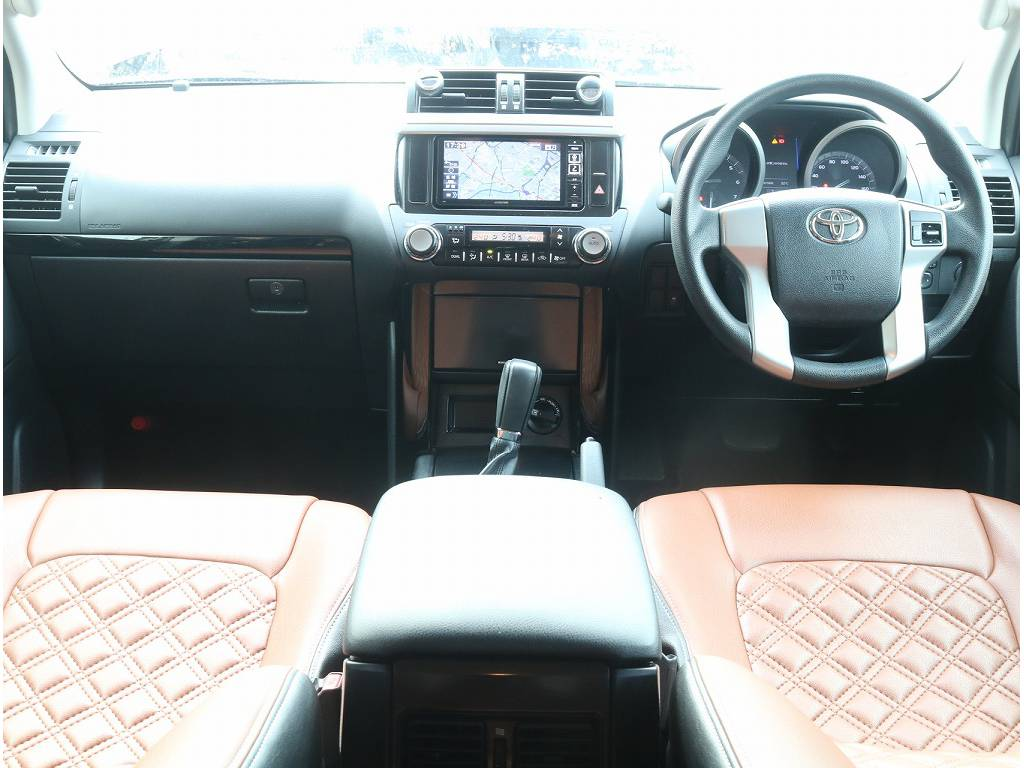 150プラド中期が入って参りました!! | トヨタ ランドクルーザープラド 2.7 TX 4WD