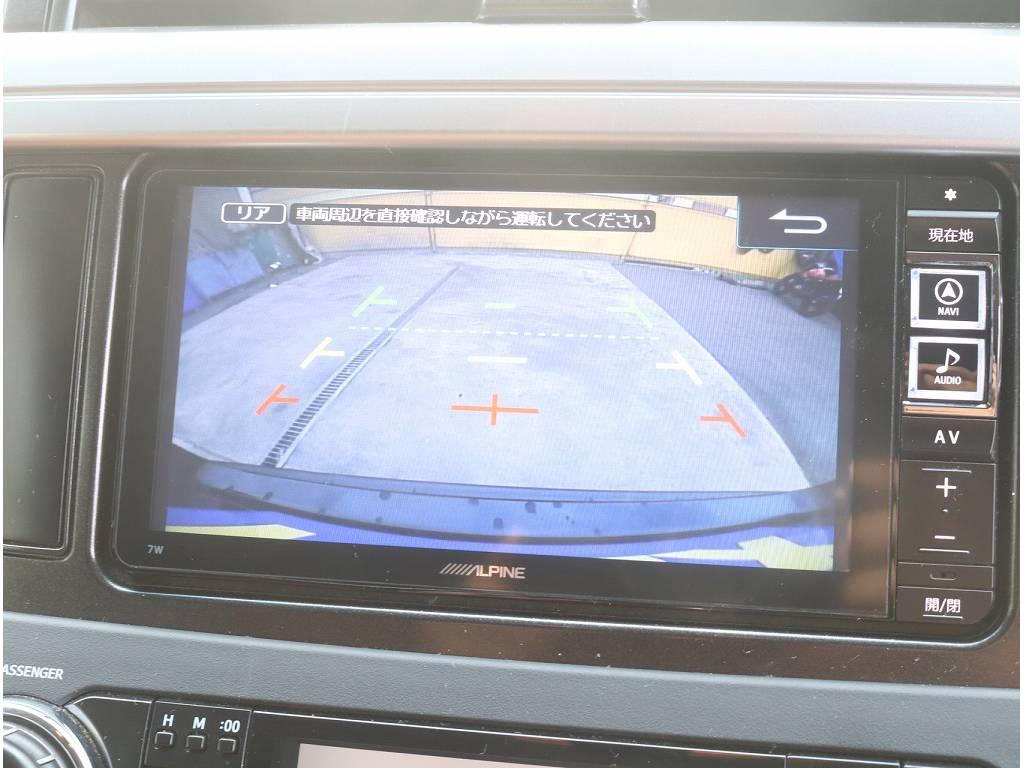 バックカメラも完備!!   トヨタ ランドクルーザープラド 2.7 TX 4WD