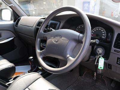 | トヨタ ハイラックスサーフ 3.0 SSR-X ディーゼルターボ 4WD