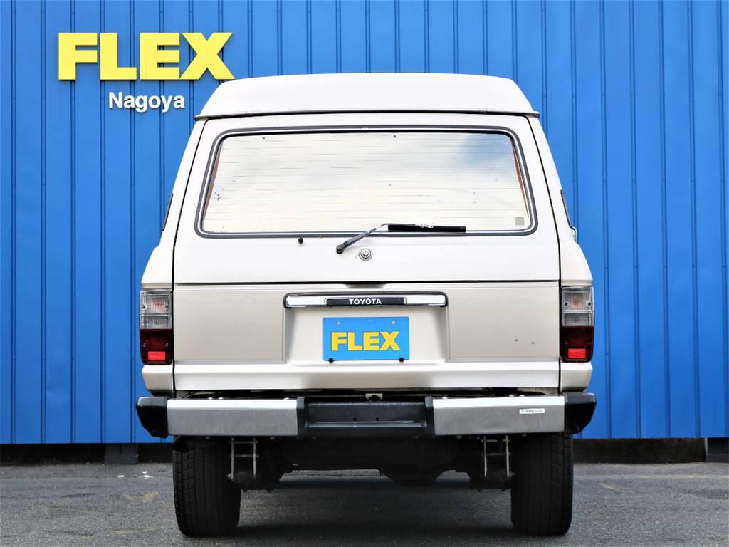当社ではフレックス保証を販売させて頂いております!納車後から手放すその時まで保証付きでお乗り頂く事が可能です。