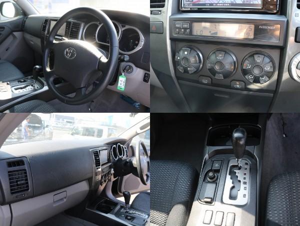 | トヨタ ハイラックスサーフ 2.7 SSR-X
