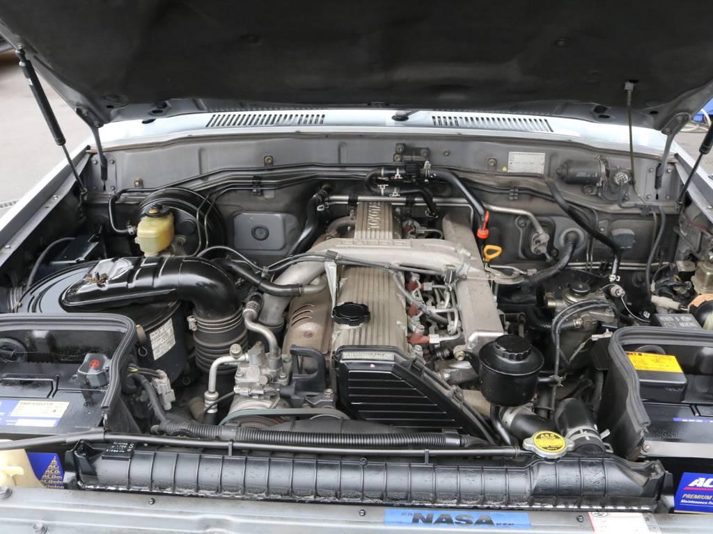4200CCの強力なパワーを叩き出す面白い車両です