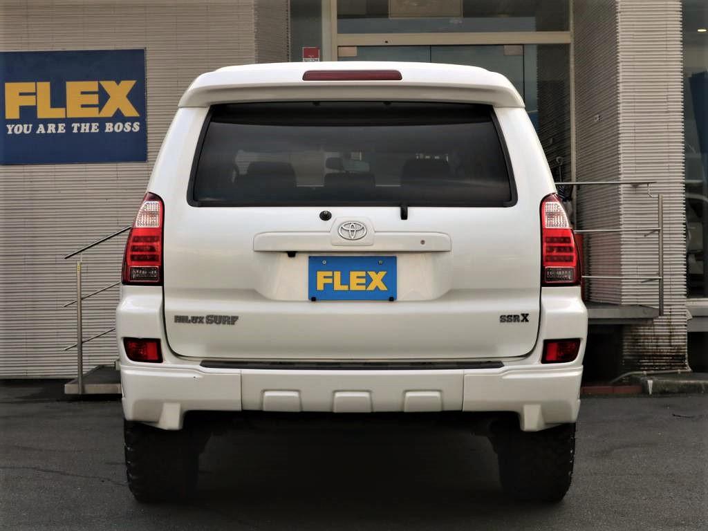 ハイラックスサーフは正しくお値段以上という言葉が相応しい使用用途が非常に広いお車です。