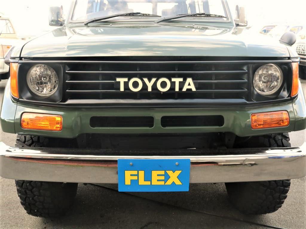 古いお車なら故障など心配なことが沢山あると思います。FLEXなら保証内容が充実しております。詳しくはランクル岡山店までお問い合わせください。