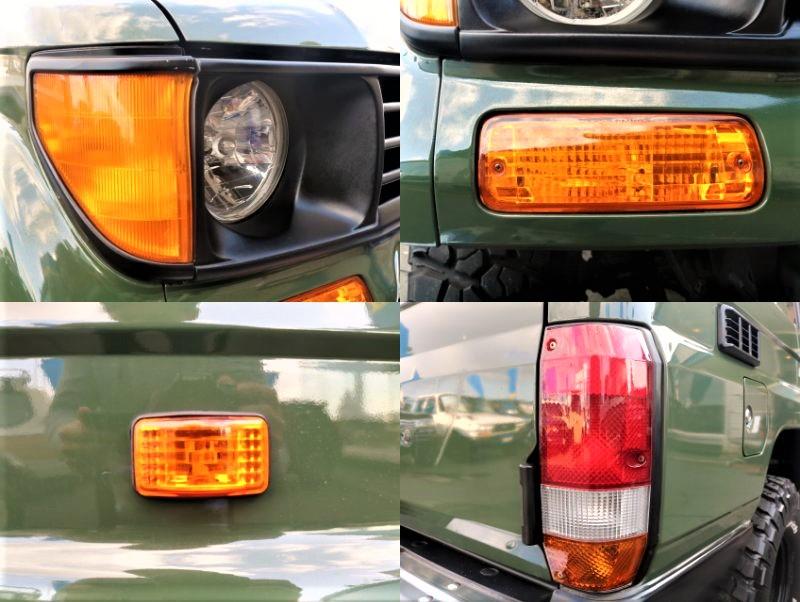 社外レンズ類はオレンジになっており統一感があります!