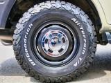 新品BFG AT 235/85R16 タイヤ&新品シスコ16インチアルミホイール装着済です♪