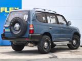 お洒落なローバー純正色、バケツカラーのアルルブルーです。曖昧な色が癖になる車輛です♪