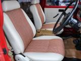運転席助手席シートも劣化が少なく良好です!