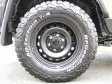 BFG AT 265/65R17 タイヤ&スチールホイール