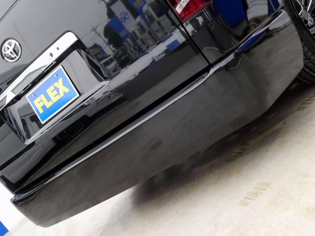 レガンスフルバンパーエアロ!! | トヨタ ハイエース 2.7 GL ロング ミドルルーフ
