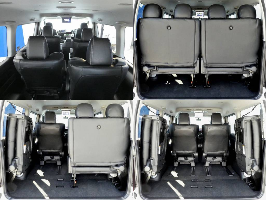 些細なことでもお気軽にお問い合わせください!! | トヨタ ハイエース 2.7 GL ロング ミドルルーフ 4WD ファインテックツアラー