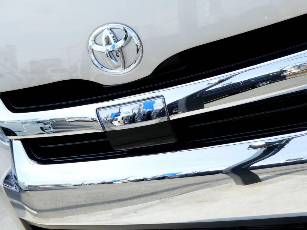 TSS付きミリ波レーダー搭載!! | トヨタ ハイエース 2.7 グランドキャビン 4WD トリプルナビカスタム